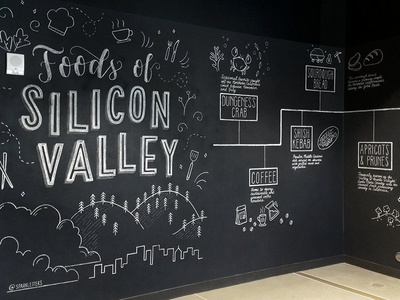 Foods of Silicon Valley