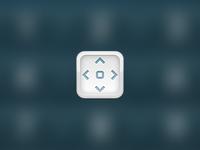 KDDI app icon candidate (2012)