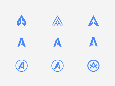 Avion Logo Exploration