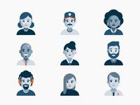 Tech Industry Personas