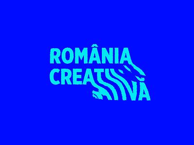 România Creativă Identity Concept pro bono art direction brand identity