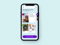 Independent Travel App Concept
