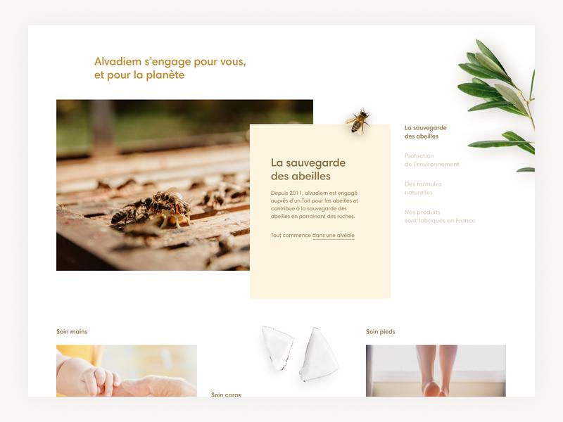 Alvadiem skincare skin natural bees honey