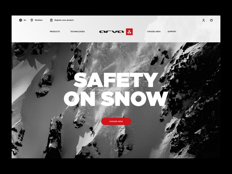 Arva - 2019 brand equipment mountains safety skiing snowboarding