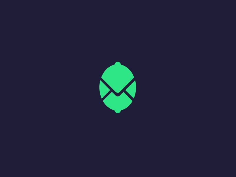 Mailimo Logo email fresh green newsletter lime mail logo