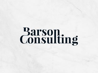 Barson Consulting Logo