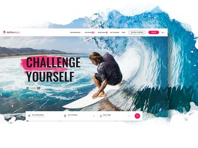 ActionLook Homepage