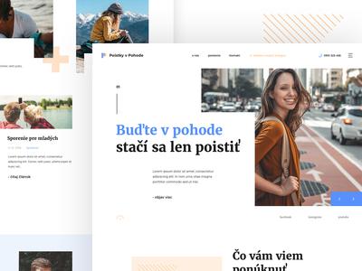 Poistky v Pohode Homepage