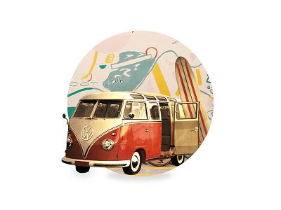 Savaggio - Camper Blues EP (Submarine Vibes) artwork music digital