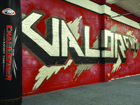 Gym Graffiti