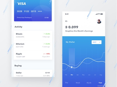 Apps Crypto #Exploration credit card drop down activity visa payment finance wallet cryptocurrency crypto app