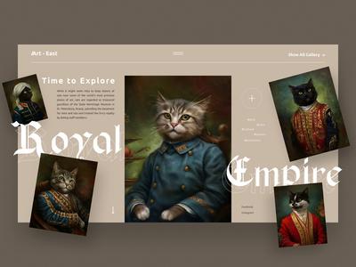Art * East - Royal Empire