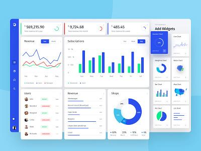 Jet Admin admin admin panel chat dashboard interface product web ui manger movies dc statistics ux webdesign grid creative chart dashboard ui business widgets