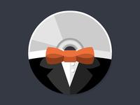 Bowtie Flat icon