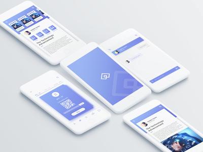 Ouroboros App Concept Design