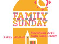Family Sunday - Bridgeway