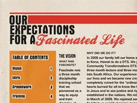 Fascinate Curriculum