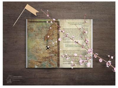 Wedding invitation design. graphicdesign wedding invitation