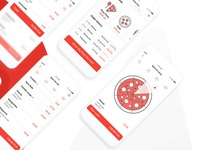 Pizza Hut App Redesign