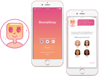 Beauty App with Chatbot