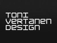 Toni Vertanen Design - The Logo