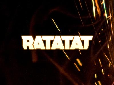 RATATAT ratatat band music logo sparks playoff