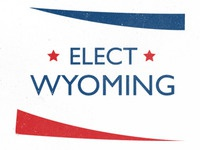 Elect Wyoming Logo