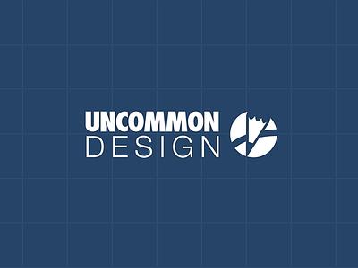 Uncommon Design 2 logo brand redesign uncommon design