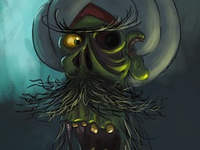 Zombie Sultan