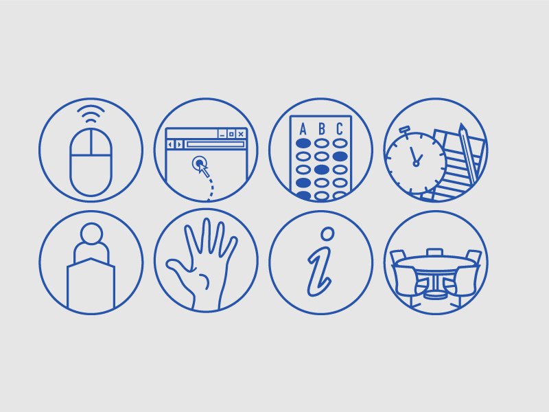 facilitator icons by grant fisher dribbble rh dribbble com Activity Icon Facilitator Role Icons