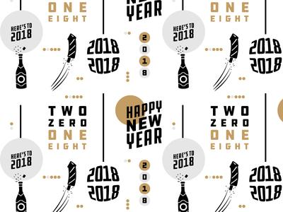 New Years Pattern