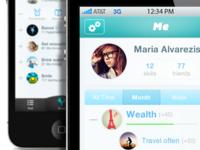 Life improvement iPhone app