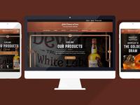 Dewar's website