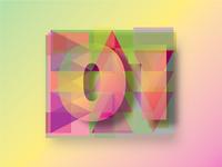 Colour + shape experiment 1