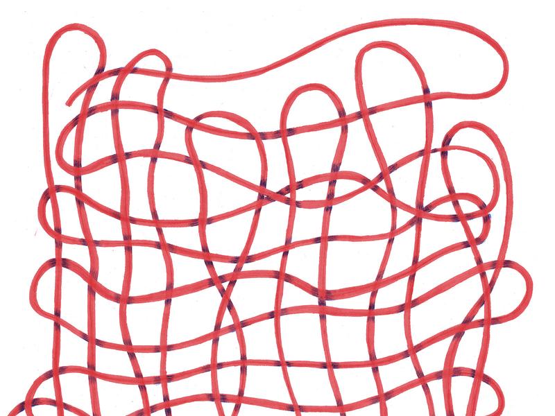 Line sharpie bic texture abstract art instaart doodleart doodle pen designspiration continuous line abstractart line designoftheday designfeed thedesigntip artoftheday drawing abstract design illustration