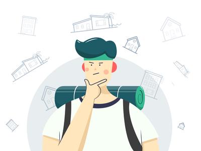 Thinking Backpacker