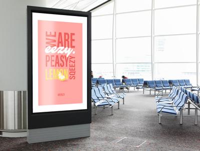 Airport Adshell
