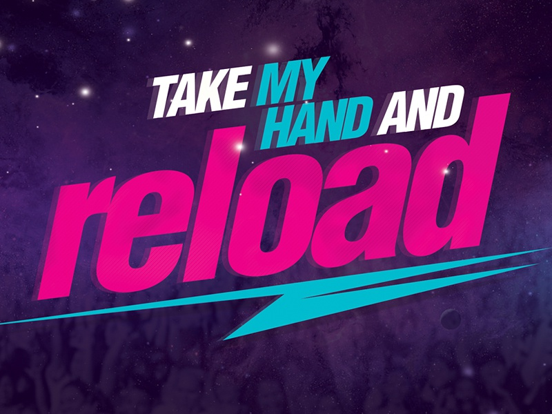 Reload flyer print template event nightclub reload promotion psd freebie free ownload