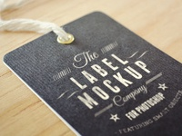 Label Mockup 2