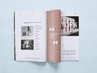 Magazine Mockup FV - 2 Pages
