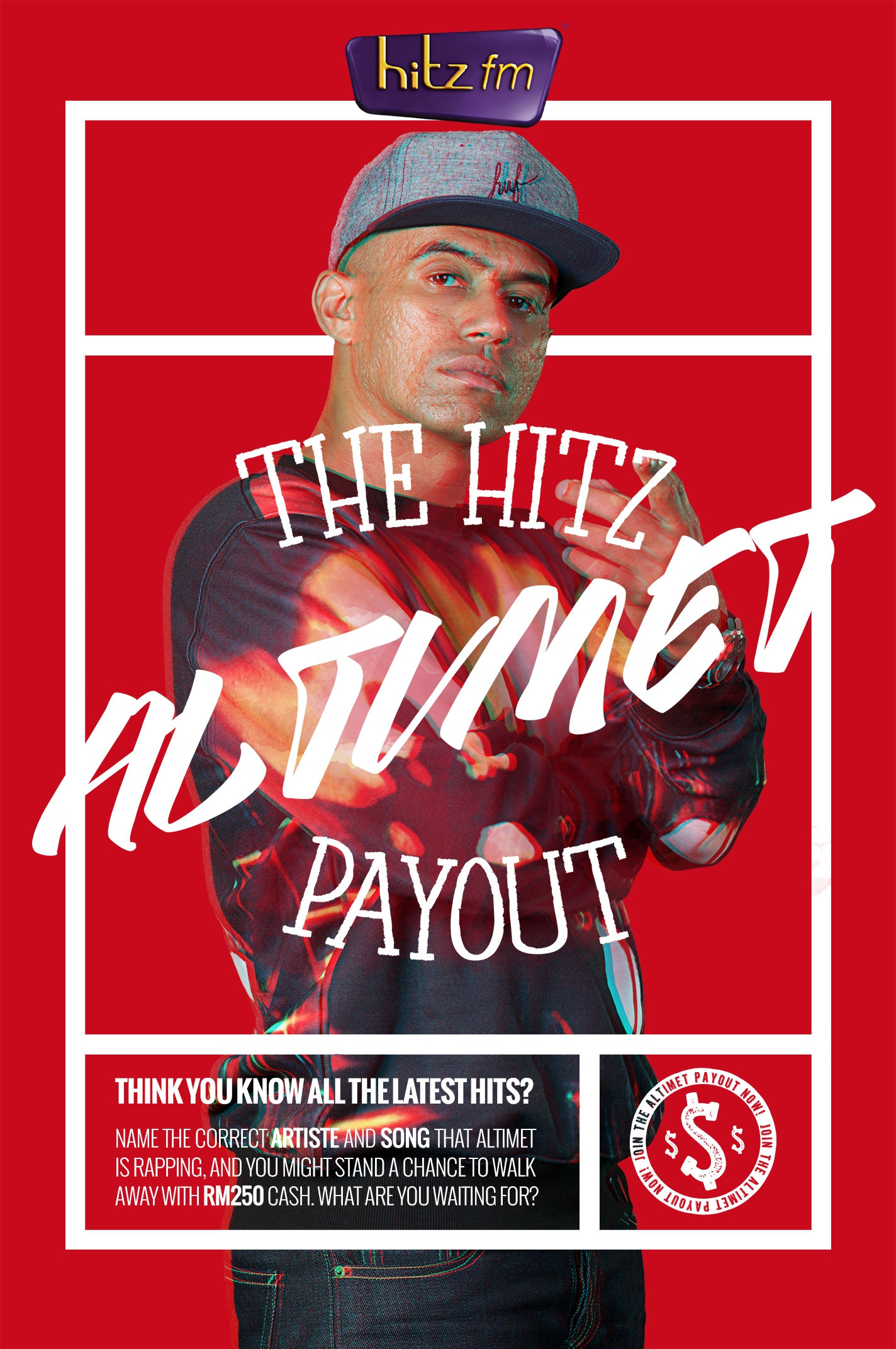 Poster altimet payout