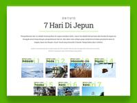 7 Hari Di Jepun