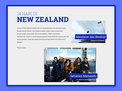 14 Hari Di New Zealand minimalist photo gallery white blue new zealand