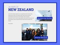 14 Hari Di New Zealand