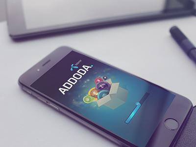 Telenor Addoda app digital design app design ux ui