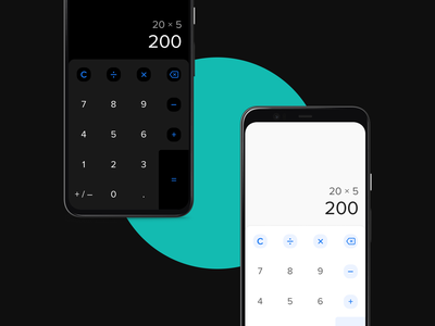 Daily UI #004 — Calculator calculator ui calculator app calculator dailyui 004 daily daily ui thano product design mobile ux ui app ysdn