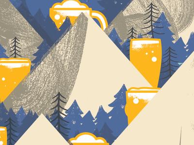Pints + Mountains