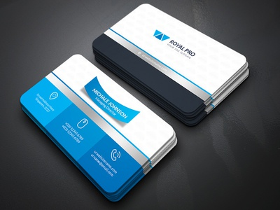 Free PSD Business Card