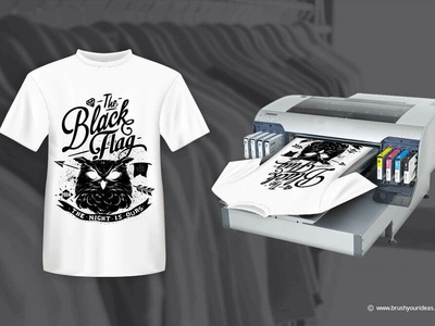 How do I Build an Online T-Shirt Printing Business?