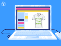 Why Online T-shirt Sellers Need a T-shirt Design Software